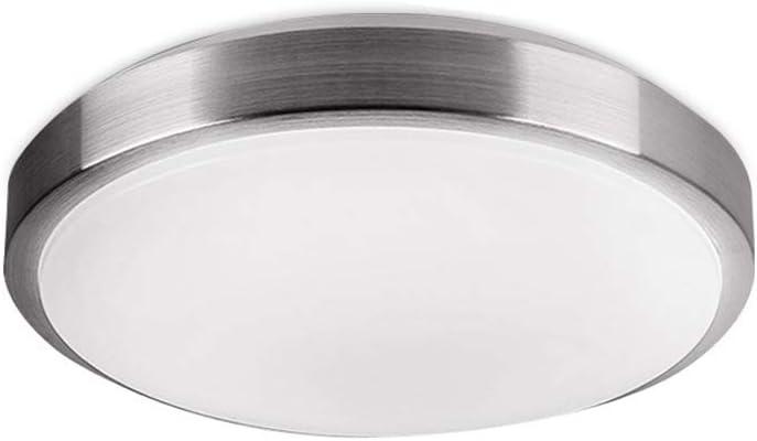 9-Inch LED Flush Mount Ceiling Lights,18W LED Ceiling Lights,3000K,1450Lm Round