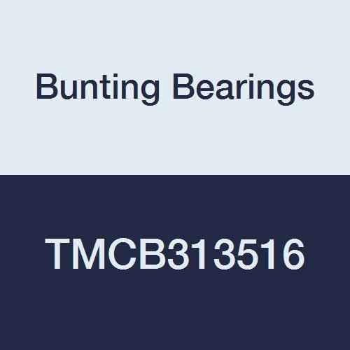 Bearings Plain Cast Bronze C96900 Bunting Bearings TMCB313516 Sleeve 1-15//16 Bore x 2-3//16 OD x 2 Length 1-15//16 Bore x 2-3//16 OD x 2 Length TMCB313516A1