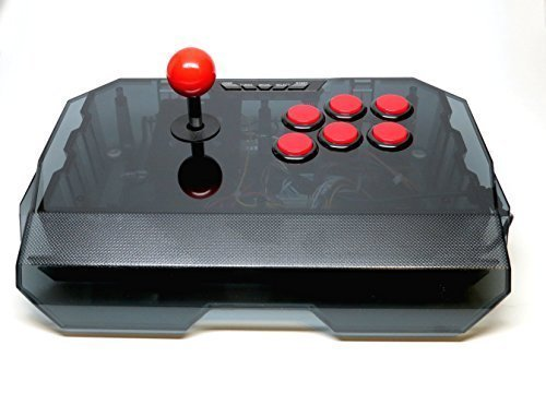 QANBA N1 BLACK PS3/PC Arcade Joystick (fightstick) For Sale