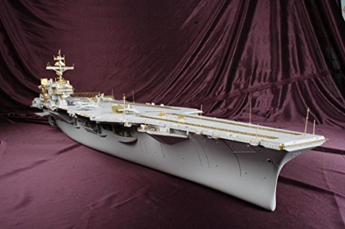 uss kitty hawk model - 2