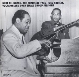 Duke Ellington: The Complete 1936-1940 Variety, Vocalion and Okeh Small Group Sessions
