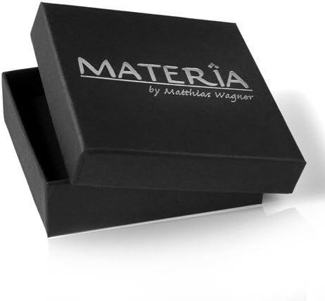 MATERIA #K42 con joyero para mujer varios tama/ños Cadena laminada de playa de ley 925 2 mm, 8,8 g