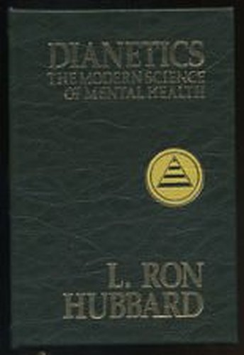 Dianetics - Commemorative Leather Edition, Hubbard, L Ron