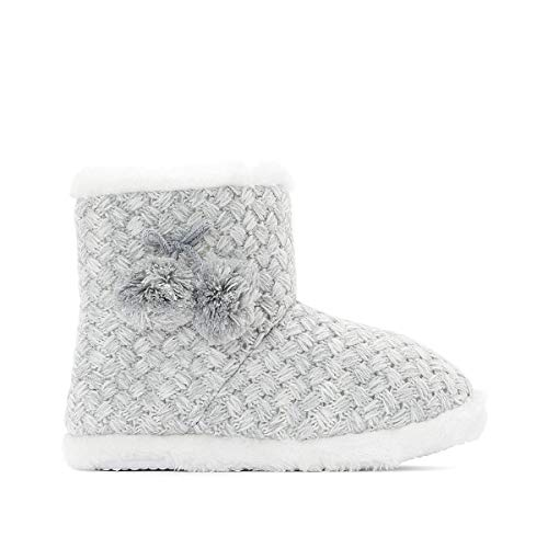 Grigio La Pantofole Donna Redoute Collections RnAq4I
