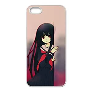 Hell Girl iPhone 4 4s Cell Phone Case White Rzrfx