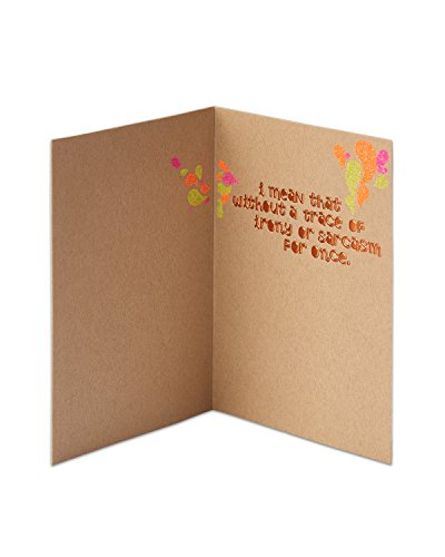 American Greetings You're Awesome Birthday Card with Glitter - 5856772 by American Greetings (Image #1)