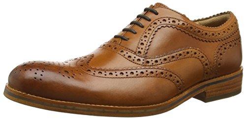 Hudson Keating - Zapatos de vestir brogues Hombre Marrón - Braun (Hellbraun)