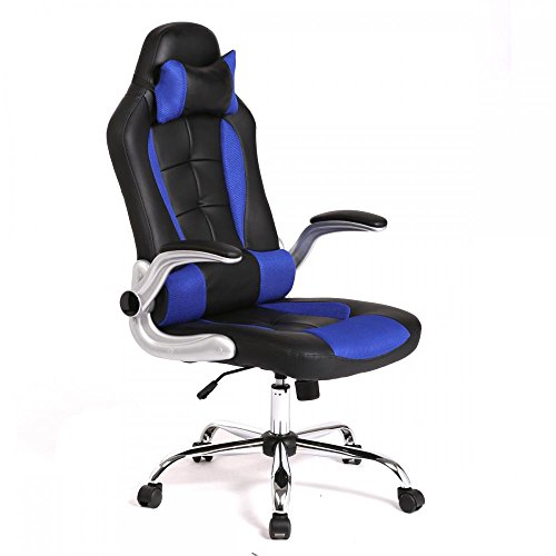 New-High-Back-Racing-Car-Style-Bucket-Seat-Office-Desk-Chair-Gaming-Chair