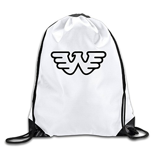BYDHX Waylon Jennings Flying W Logo Drawstring Backpack Bag - Dior Sydney