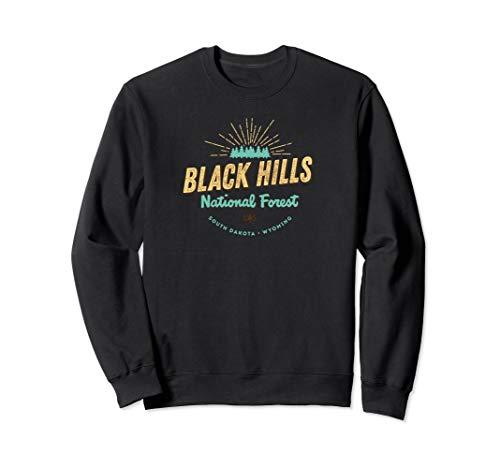 (Black Hills National Forest South Dakota Sweatshirt)