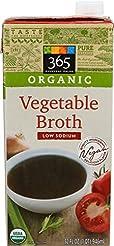 365 Everyday Value, Organic Low Sodium V...