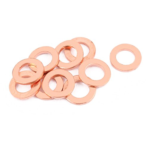 copper crush washer 18mm - 5