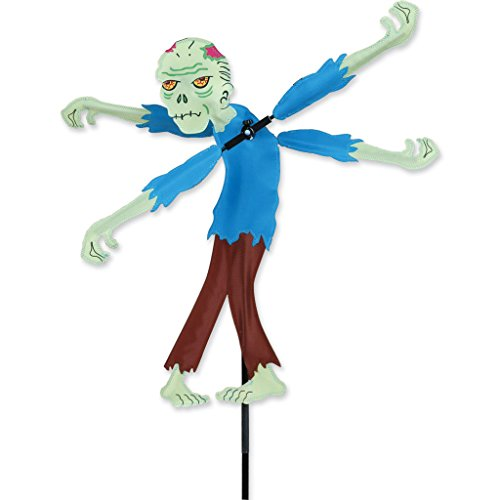 Whirligig Spinner - 20 In. Zombie
