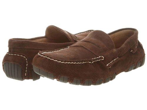 Polo Ralph Lauren Mens Arkley Penny II Brown Loafers 8 M