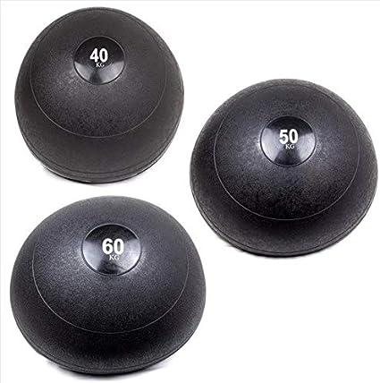 Strengthshop Slam Ball/D-Ball Set, 40 kg, 50 kg, 60 kg - Strongman ...