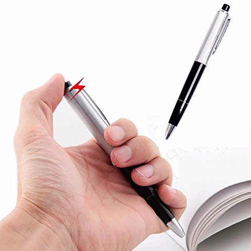 Forum Novelties Bubile 1PCS Electric Shock Ballpoint Working Pen Gag Funny Gift Prank Joke - Shocking Novelty Pen