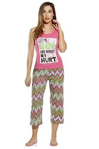 6329-10032-3X Just Love Capri Sets / Women Sleepwear / Womans Pajamas /...