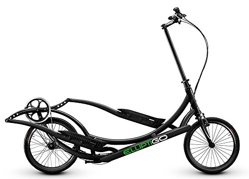 ElliptiGO 3C – The World's First Outdoor Elliptical Bike and Your Best Indoor Elliptical Trainer