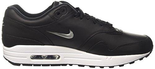 Premium 1 Blanc Air Nike Gymnastique Noir Argent Mtallique De Max Hommes Chaussures Sc noir x4OtKt5Iqw