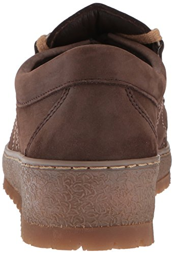 Bronze Women's Tuxedo Dark Mephisto Magic Lady Nubuck Brown Oxford qdwPq0xT4