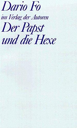 Der Papst Und Die Hexe  Theaterbibliothek