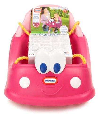 Little Tikes Princess Cozy Coupe First Swing Baby Swing