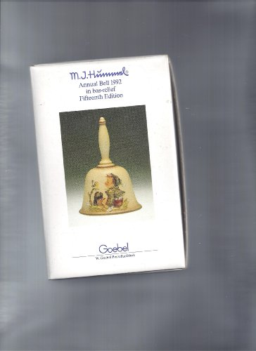 - M J Hummel Annual Bell 1992 - Whistler's Duet