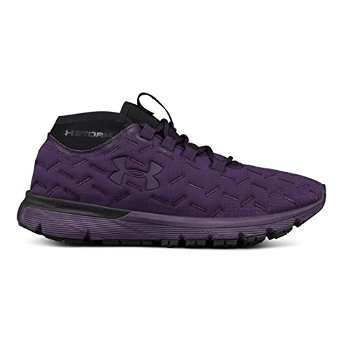Running Charged Premier Femme Reactor Shoes ArmourWomen's Charged Under Reactor Run Black Purple Premier Run Purple qYIvx0