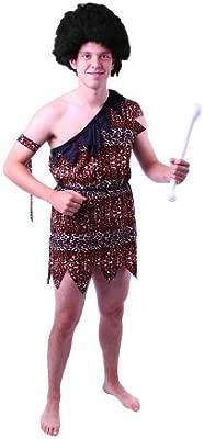Disfraz de Cavernícola para disfraz de la edad de piedra diseño de ...