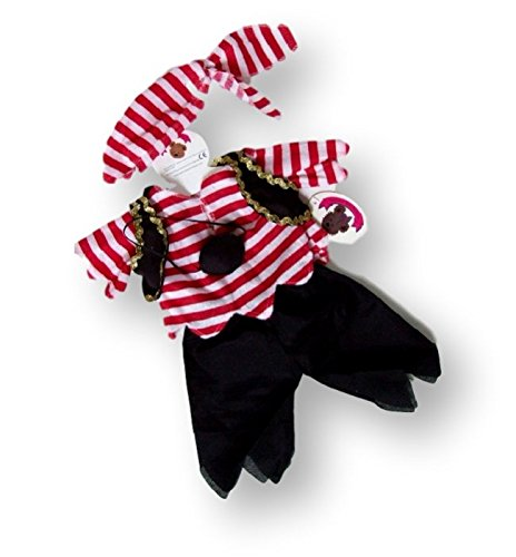Build your Bears Wardrobe 15-Inch Teddy Bears Clothes Pirate -