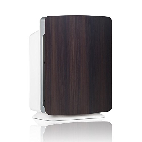 Alen BreatheSmart FIT50 Customizable Air Purifier with HEPA-FreshPlus Filter to Remove Allergies, Chemicals & Cooking Odors (Espresso, FreshPlus, 1-Pack)