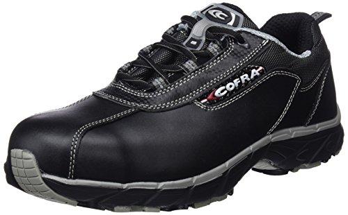 S3 New de Chaussures Paire de Taille 42 Dragon Cofra SRC sécurité Noir Rpxwqaa