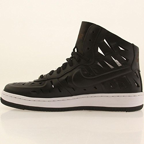 Black Nike Force Ultra Joli Mid AF1 Women's wTqP1xRv