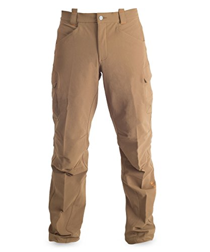 First Lite Corrugate Guide Pant Outerwear Bottoms Dry Earth X-Large Tall
