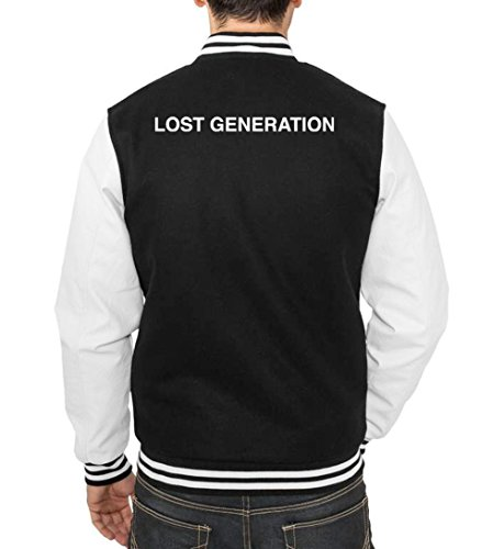 Certified Lost Vest Nero Freak Generation College wTxqZaT