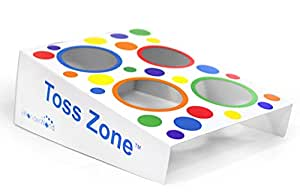 eWonderWorld Toss Zone - Educational & Sensory Learning Ball Game for Children