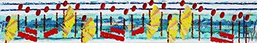 Vivaldi's The Four Seasons Spring Allegro, canvas Print from an Original Artwork.(Width 6