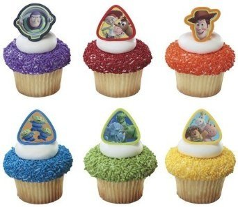 24-ct-Toy-Story-3-Buzz-Lightyear-Woody-and-Gang-Cupcake-Rings