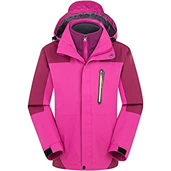 Amazon.com: Kids Winter Jacket 3 in 17 Waterproof