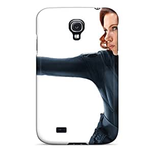 Fashionable Style Case Cover Skin For Galaxy S4- Scarlett Johansson As Black Widow In Avengers
