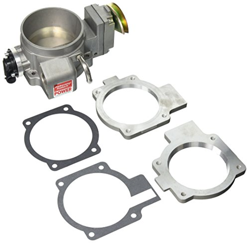 Professional Products (69729) 96mm Satin Throttle Body for Chevrolet/GM (Satin Throttle Body)