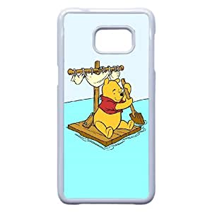 Anime Series Cartoon Design Winnie the Pooh Protective Case for Samsung Galaxy Note5 Edge Case JS009