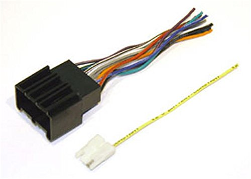 Scosche GM01B Power 4-Speaker Connector for 1978-87 General (Best General Motors Car Speakers)
