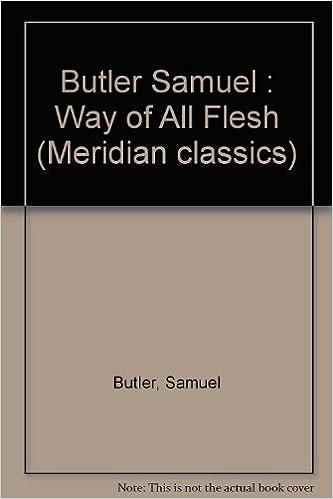 Compartir la descarga de libros electrónicos The Way of All Flesh (Meridian classics) by Samuel Butler (Literatura española) PDF