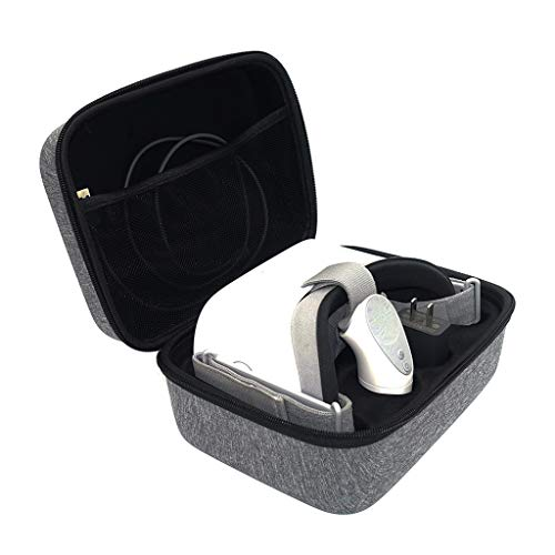 MagiDeal Virtual Reality Eyewear 3D Glasses Hard Carry Case Bags Xiaomi VR Gray by Unknown (Image #4)