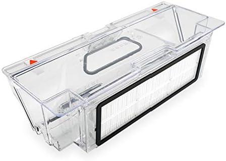 LICHIFIT - Caja de Basura con Filtro HEPA para aspiradoras Xiaomi ...