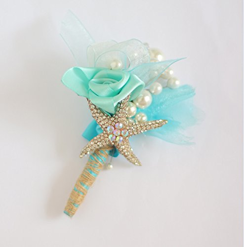 Starfish Theme Wedding - 8
