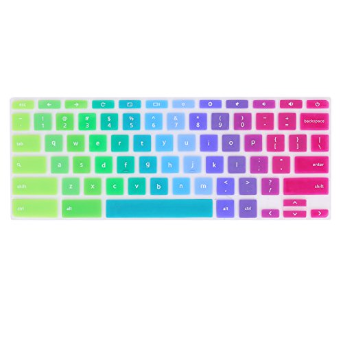 Picture of a Colorful Keyboard Cover for Acer