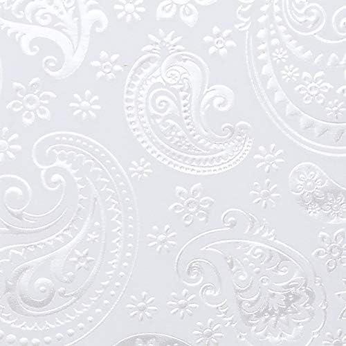 Premium-Transparentpapiere Nova Noblesse mit Top-Pr/ägung /& Perlmuttlack 5 Bogen taubenblau, Design 09 DIN A4