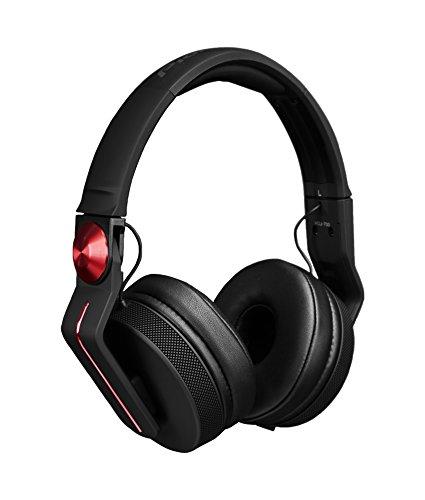Pioneer DJ DJ Headphone, Red (HDJ-700-R)